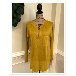 Banana Republic Linen Tunic